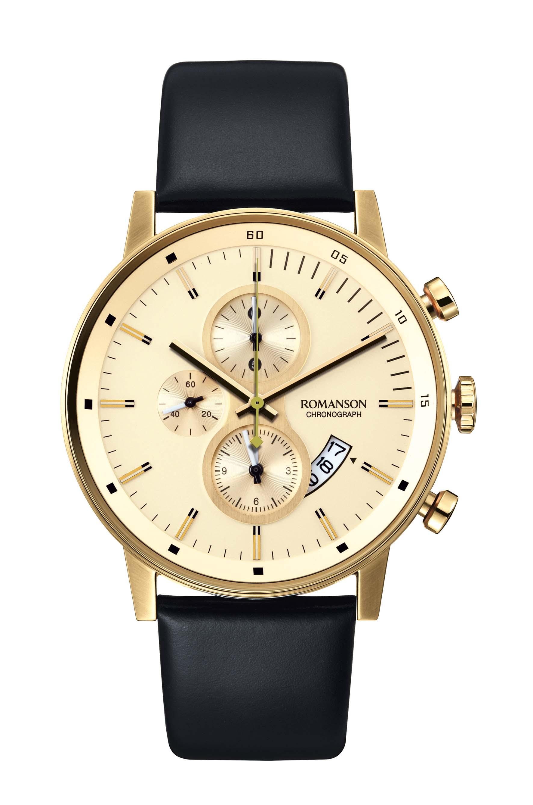 Rozetka.ua Мужские часы Romanson TL8242HMG GD. Цена, купить